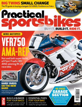 Practical Sportsbikes May 2021