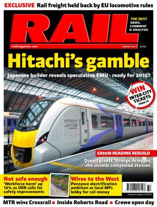 Rail 19th Aug 2014