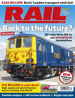 Rail 2nd Sep 2014
