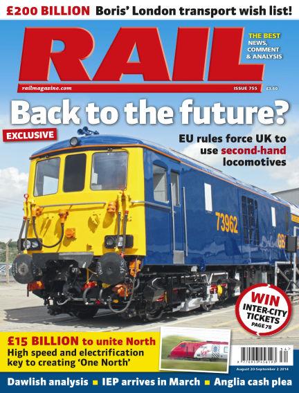 Rail August 20, 2014 00:00