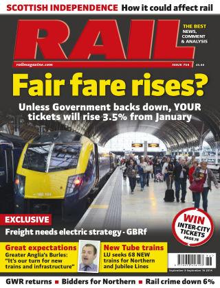 Rail 16th Sep 2014