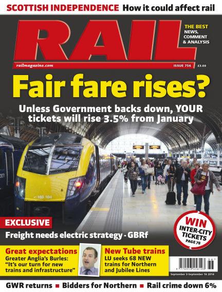 Rail September 03, 2014 00:00