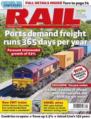 Rail 30th Sep 2014
