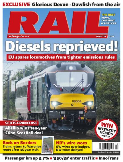 Rail October 15, 2014 00:00