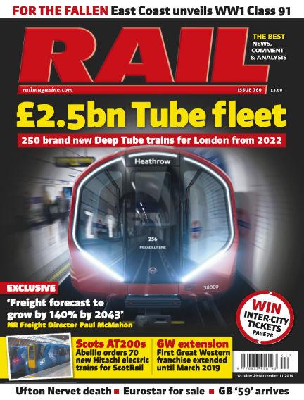 Rail October 29, 2014 00:00
