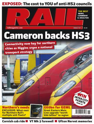 Rail 25th Nov 2014