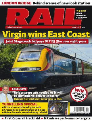 Rail 23rd Dec 2014