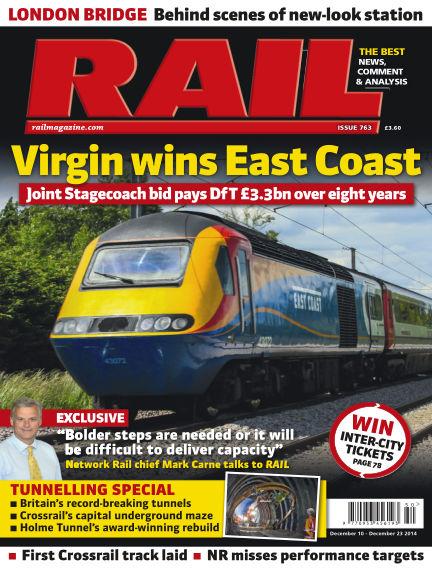 Rail December 10, 2014 00:00