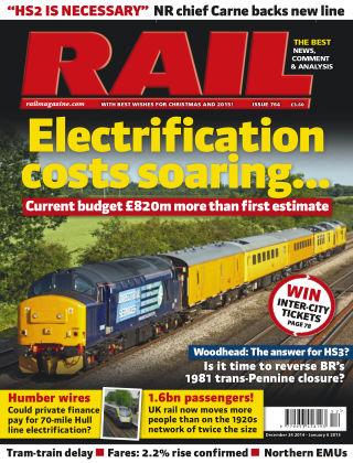 Rail 6th Jan 2015