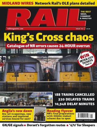 Rail 20th Jan 2015