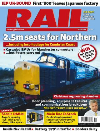 Rail 3rd Feb 2015