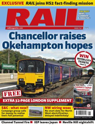 Rail 17th February 2015