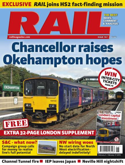 Rail January 31, 2015 00:00