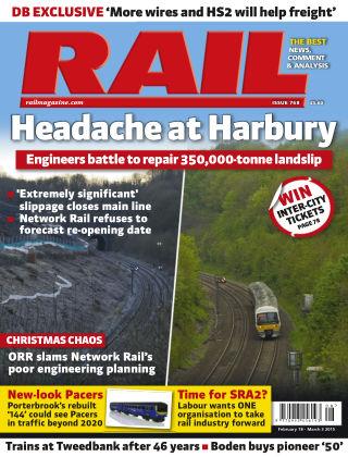 Rail 3rd March 2015