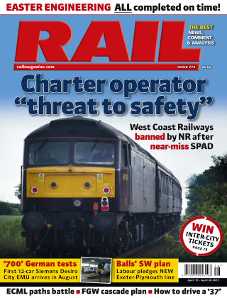 Rail 28th April 2015
