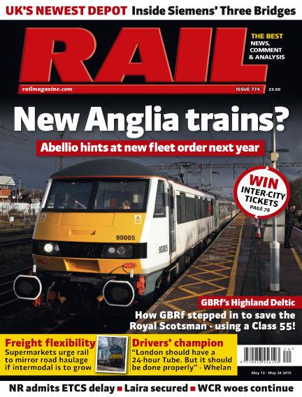 Rail May 09, 2015 00:00
