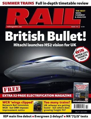 Rail 9th June 2015