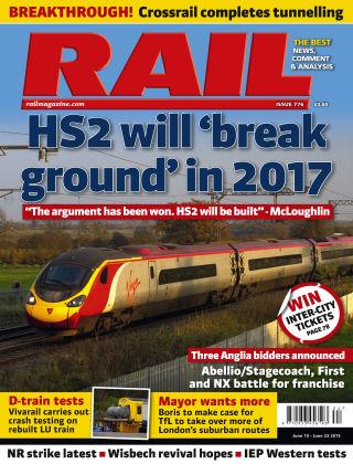 Rail 23rd June 2015