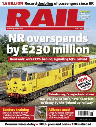 Rail 7th July 2015