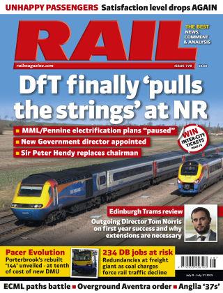 Rail 21st July 2015