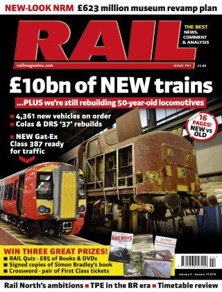Rail NR.01 2016