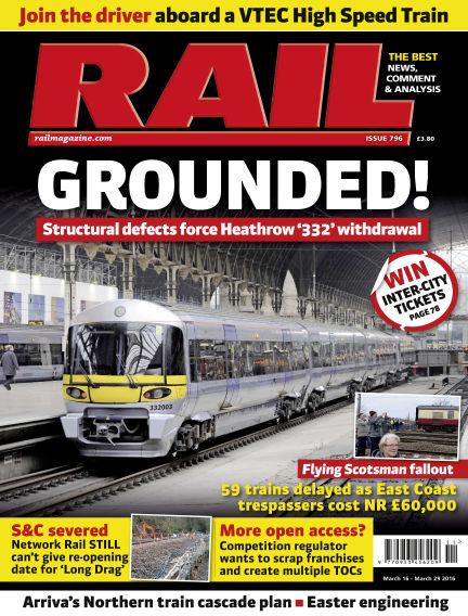 Rail March 16, 2016 00:00