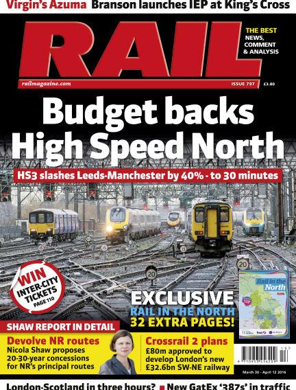 Rail March 30, 2016 00:00