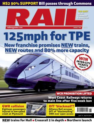 Rail NR.08 2016