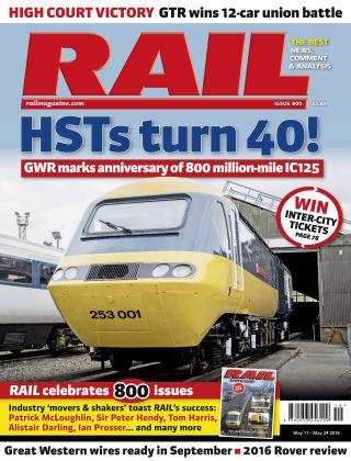 Rail NR.10 2016