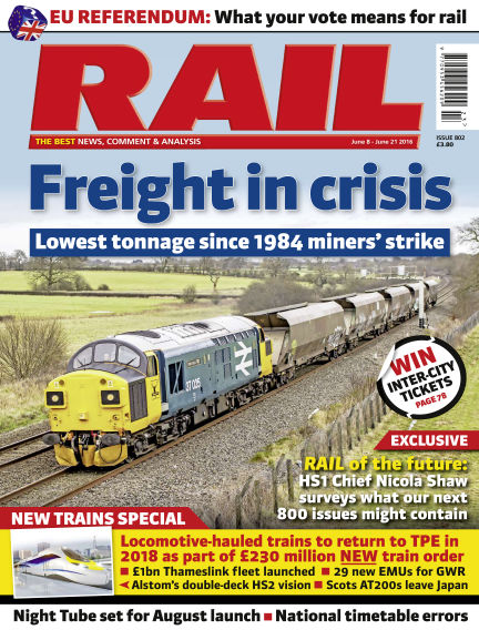 Rail June 08, 2016 00:00