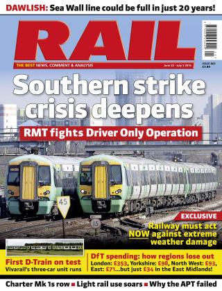 Rail NR.13 2016