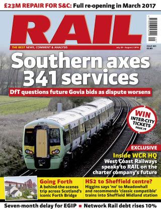 Rail NR.15 2016