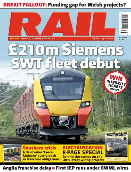 Rail August 03, 2016 00:00