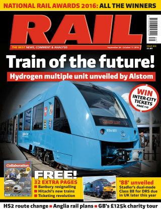 Rail NR.20 2016