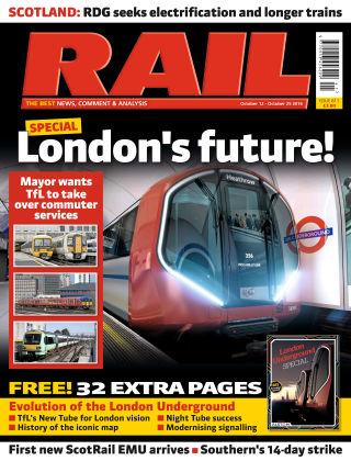 Rail NR.21 2016