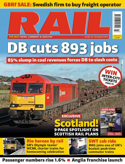 Rail October 26, 2016 00:00