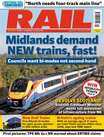 Rail November 09, 2016 00:00