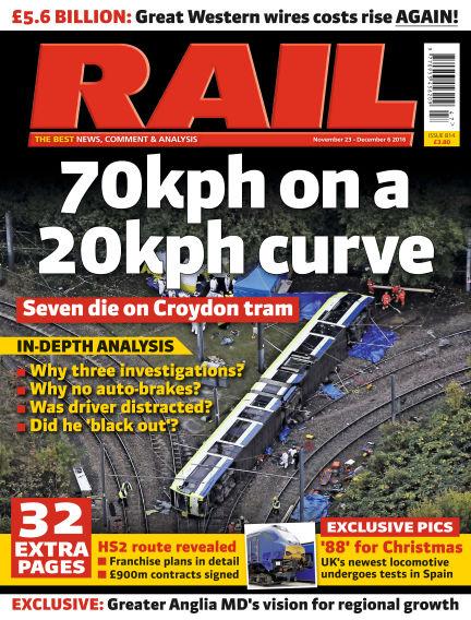 Rail November 23, 2016 00:00