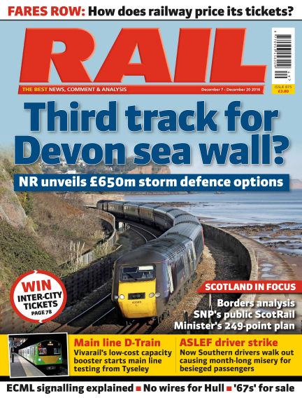 Rail December 07, 2016 00:00
