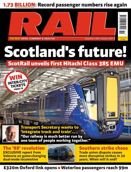 Rail December 21, 2016 00:00