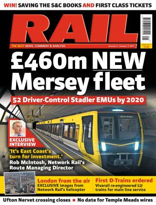 Rail NR.01 2017