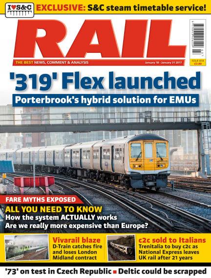 Rail January 18, 2017 00:00