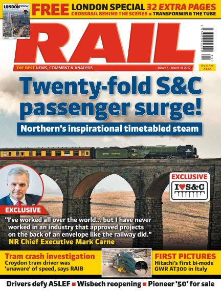 Rail March 01, 2017 00:00