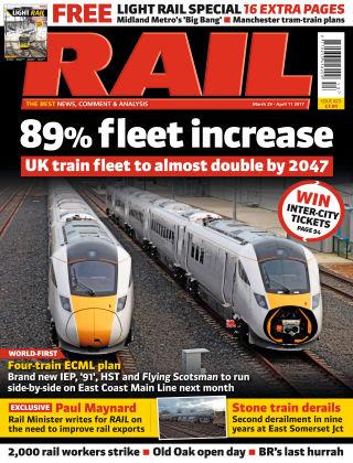 Rail Issue 823