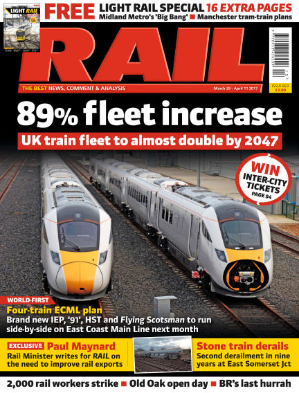 Rail March 29, 2017 00:00