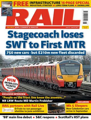 Rail Issue 824