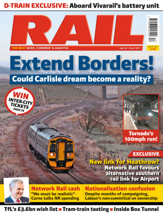 Rail Issue 825