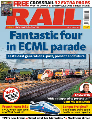 Rail Issue 826