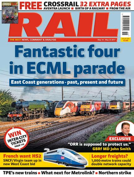Rail May 10, 2017 00:00