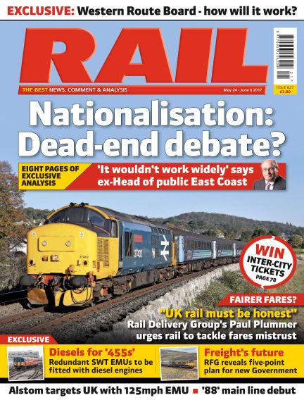 Rail May 24, 2017 00:00